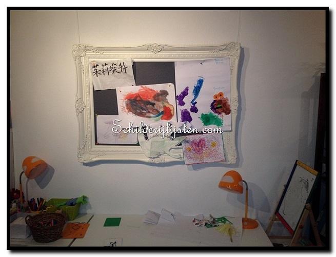 Keuken Gordijnen Maken : Creatief met schilderijlijsten – schilderijlijsten.com